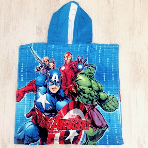 """ACCAPATOIO PONCHO """"THE AVENGERS"""""""