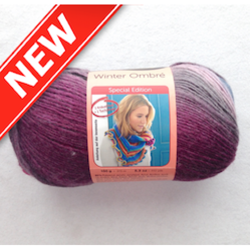 LANA WINTER OMBRÈ SPECIAL EDITION N°92