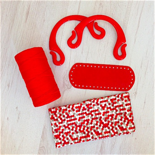 KIT NEW SUMMER TAI ROSSO
