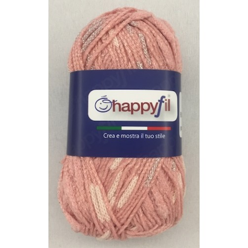 COTONE LAME' HAPPY CHIC ROSA COL N° 03