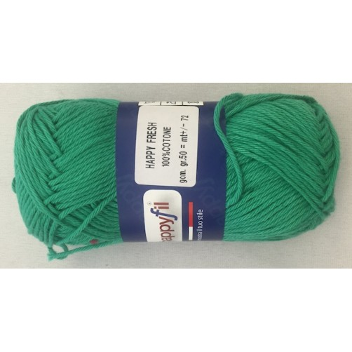 COTONE HAPPY FRESH VERDE COL N° 09