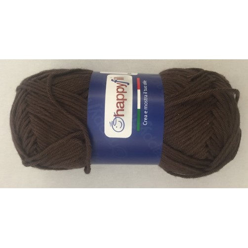 COTONE HAPPY FRESH MARRONE COL N° 05