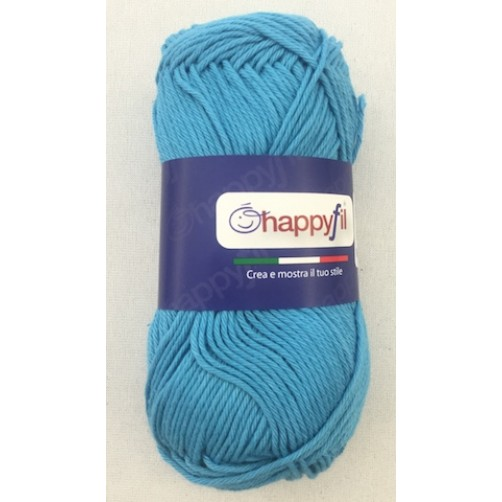 COTONE HAPPY FRESH TURCHESE COL N° 013