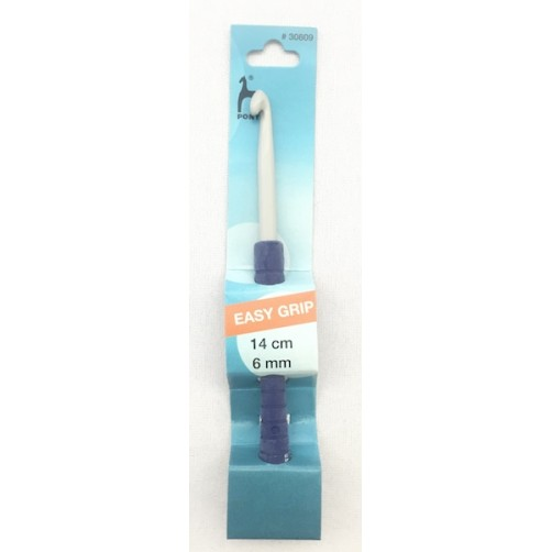 UNCINETTO EASY GRIP TURCHESE N° 6 cm 14