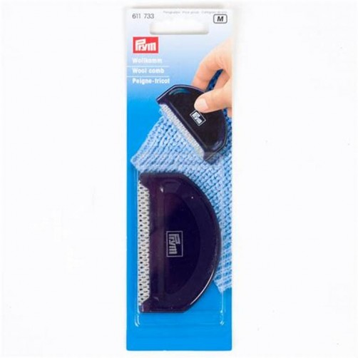 Spazzola Levapelucchi Wool comb