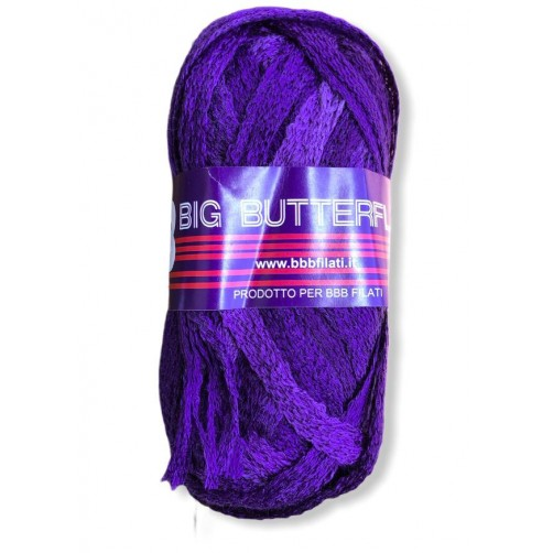 Gomitolo Big Butterfly 50g mix fuxia n°5