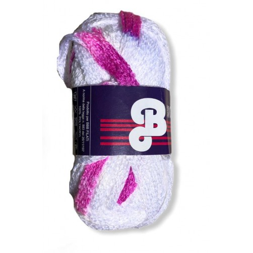 Gomitolo Big Butterfly 50g mix bianco n°8
