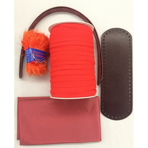 KIT RUBY ROSSO COL N°04