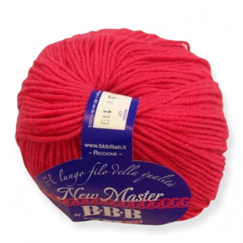 LANA NEW MASTER COL ROSA FLUO N°9603