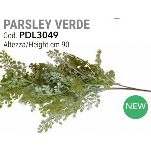 PARSLEY VERDE Cod. PDL3049 Altezza/Height cm 90