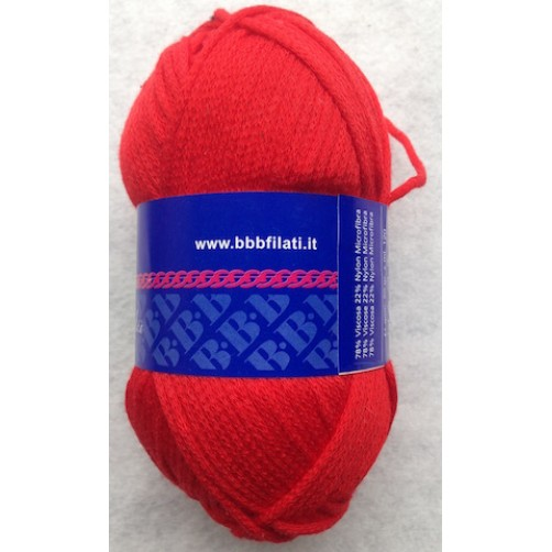 COTONE SUNSET COL ROSSO N° 5