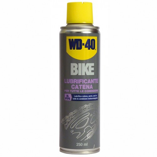LUBRIFICANTE CATENE SPRAY ml 250         BIKE WD40