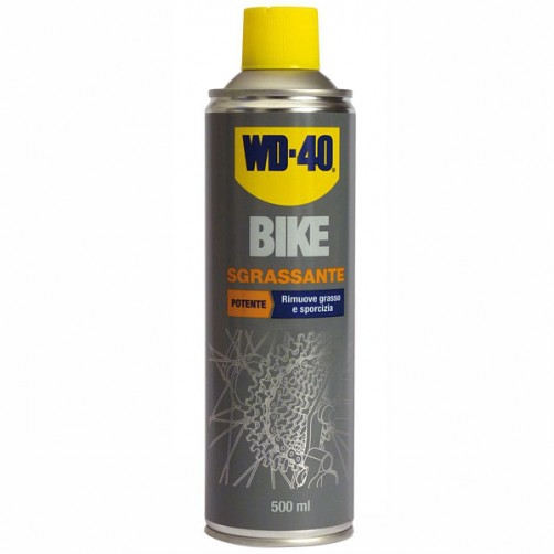SGRASSATORE SPRAY ml 500                 BIKE WD40