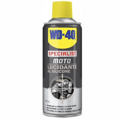 LUCIDANTE SILICONE SPRAY ml 400          MOTO WD40