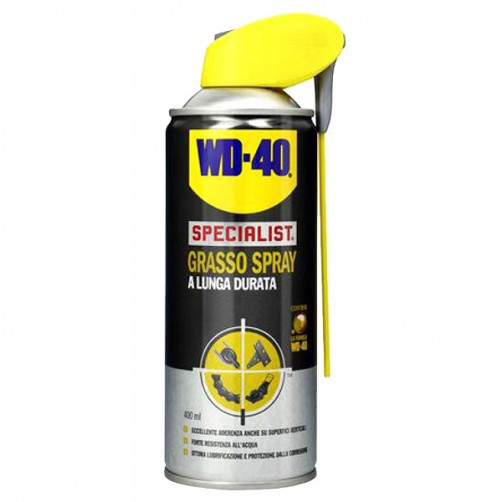 GRASSO MULTIUSO SPRAY ml 400       SPECIALIST WD40