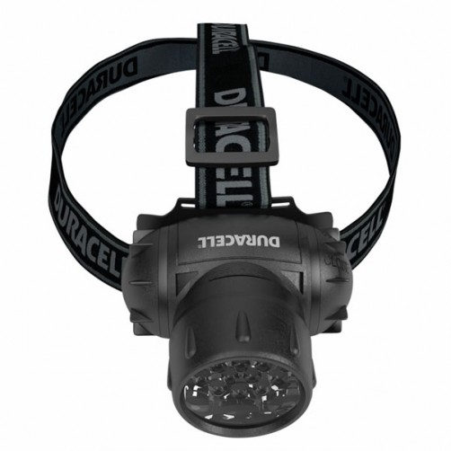 LAMPADA FRONTALE LED EXPLORER       HDL-1 DURACELL