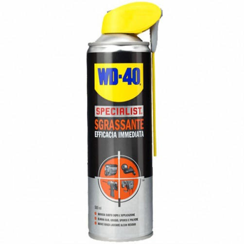 SGRASSANTE SPRAY ml 500            SPECIALIST WD40