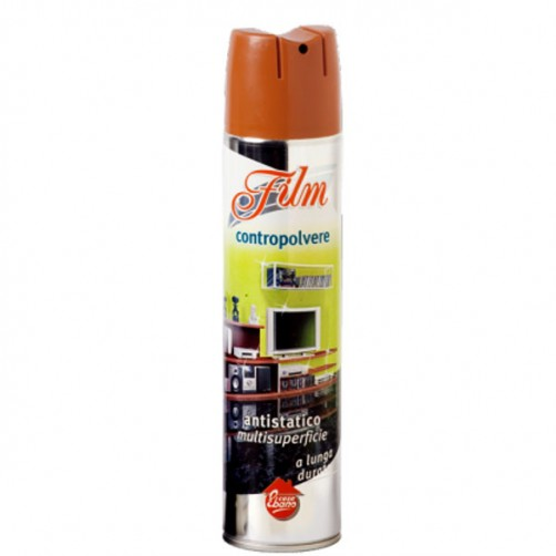 ANTIPOLVERE SPRAY                     ml 400 EBANO