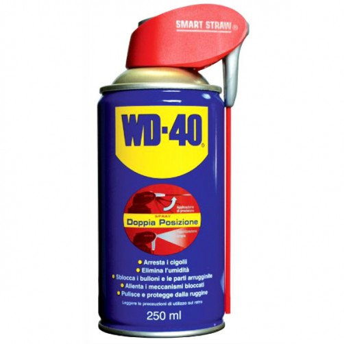 LUBRIFICANTE SPRAY ml 250 PROFESSIONAL        WD40
