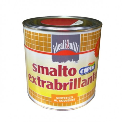 SMALTO EXTRABRILLANTE 0,750 109 MARRONE
