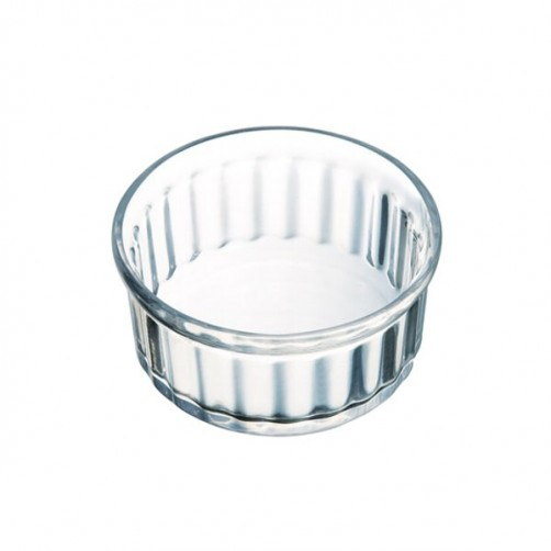 STAMPO RAMEQUIN                        cm 10 PYREX
