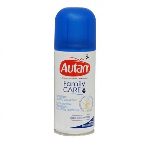 REPELLENTE SPRAY FAMILY CARE          ml 100 AUTAN