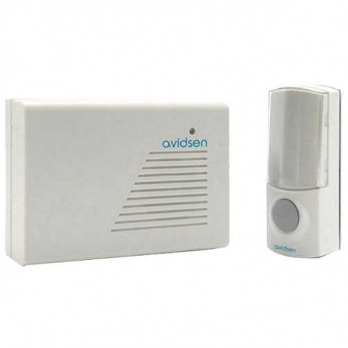 CAMPANELLO WIRELESS BATTERIA               AVIDSEN