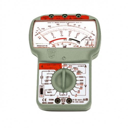 TESTER ANALOGICO PRO                     2820R ICE
