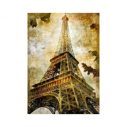 Collection D'Art Diamond Painting Cute Parigi Misura 27x38 Cm