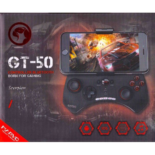 Controller Bluetooth For Gaming GT-50 Per Smartphon E Ipad
