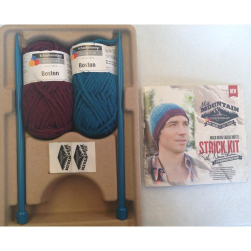 KIT CAPPELLO CON FERRI
