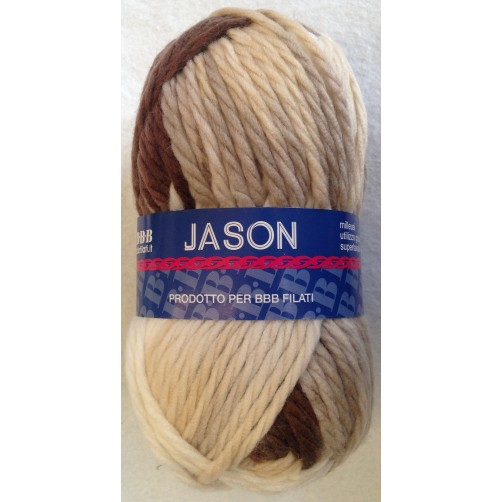 LANA JASON MIX BEIGE MARRONECOL N°83