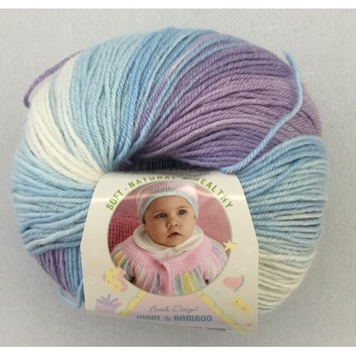 BABY WOOL MIX COL N°3566