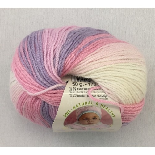 BABY WOOL MIX COL N°3570