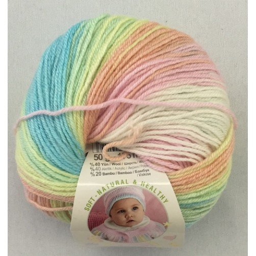 BABY WOOL MIX COL N°3563