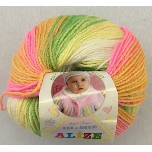BABY WOOL MIX COL N°4390