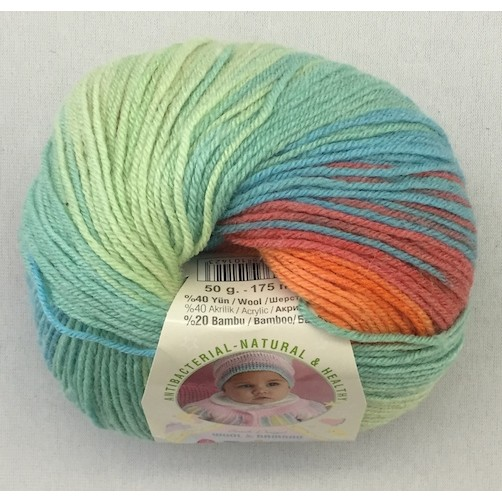 BABY WOOL MIX COL N°3611