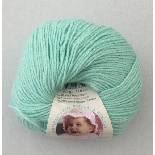 BABY WOOL TIFFANY COL N°19